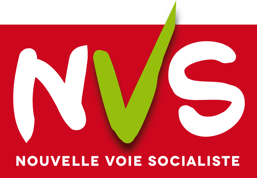 Logo de Nouvelle Voie Socialiste.
